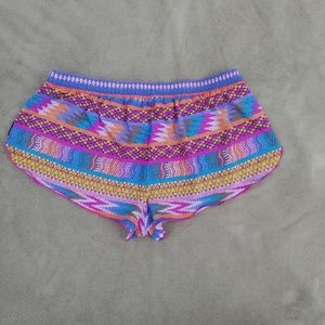 Billabong Shorts - BILLABONG L colorful short